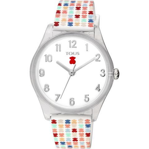 Reloj Tartan Kids De Policarbonato Con Correa De Silicona Multicolor de Tous en 21 Buttons