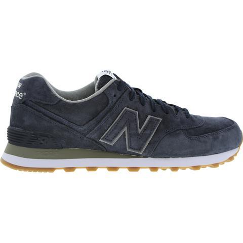 New Balance 574 Suede @ Footlocker de Footlocker en 21 Buttons