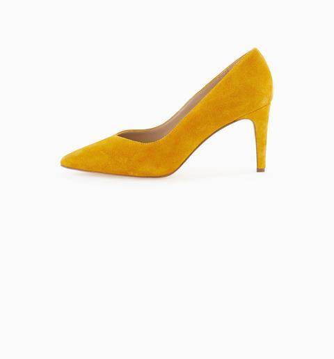 profiter de prix discount chaussures authentiques nouveaux styles Escarpins En Cuir Femme from Promod on 21 Buttons