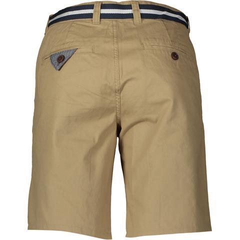 Khaki Chino Shorts from TK Maxx on 21 Buttons
