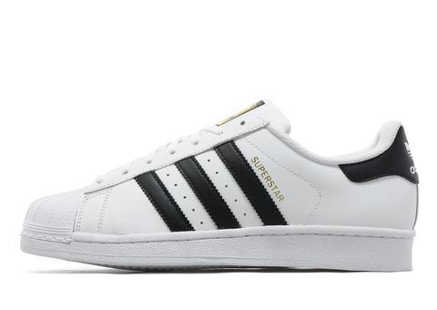 Adidas Originals Superstar, Bianco