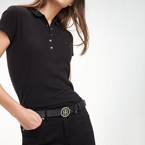 Polo Heritage De Corte Slim de Tommy Hilfiger en 21 Buttons