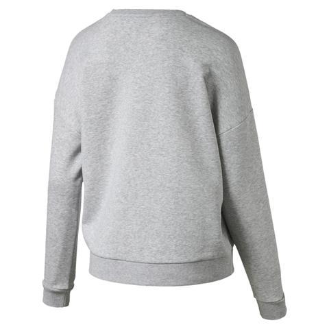 Classics Logo Damen Sweatshirt from Puma on 21 Buttons