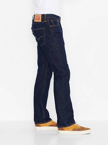 501® Levi's® Original Fit Jeans Negro / One Blue