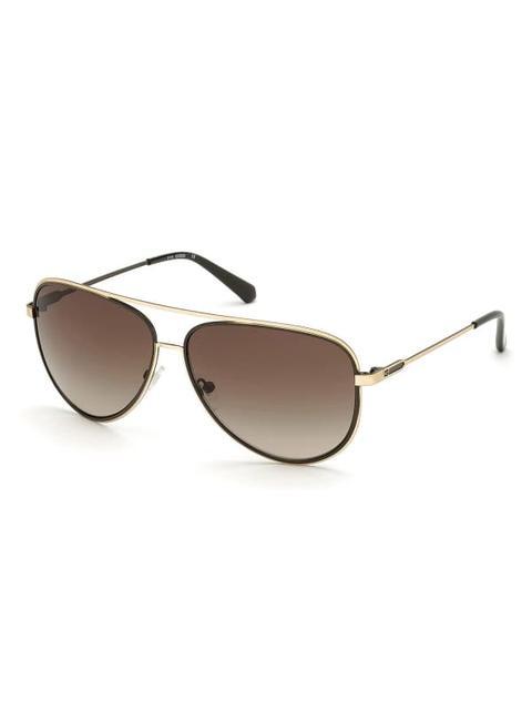 Gafas De Sol Modelo Aviador de Guess en 21 Buttons