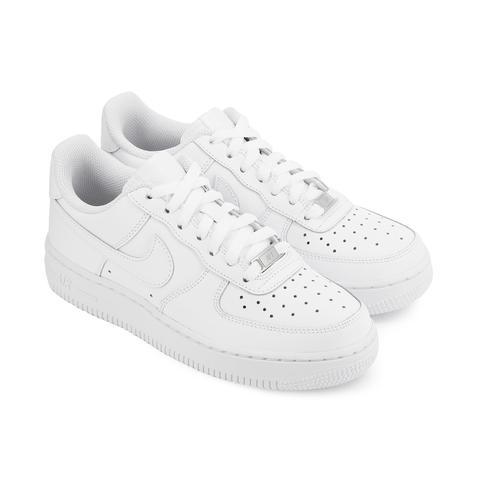 Air Force 1 Low Nike Blanc 38,5 Unisex