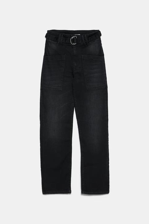 Jeans Z1975 Mit Hohem Bund