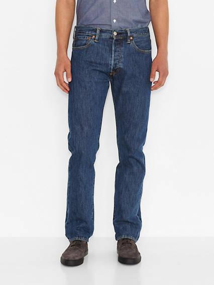 501® Levi's® Original Fit Jeans Azul / Stoneblue de Levi's en 21 Buttons