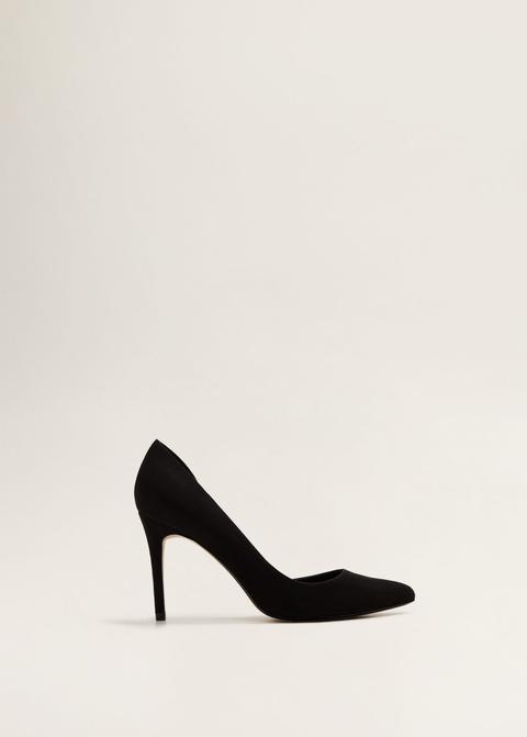 Zapato Salón Asimétrico