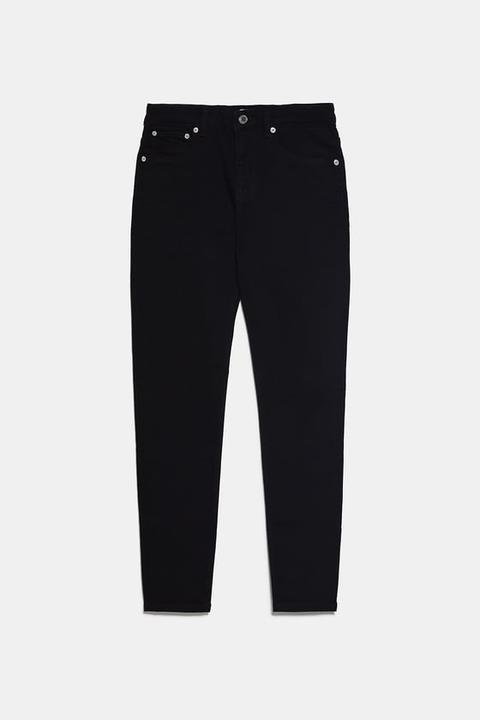 Jeans Zw Premium Skinny Deep Black