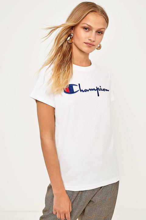 champion t shirt for women