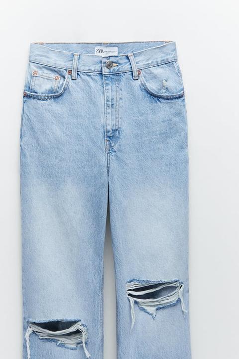 Jean Taille Haute Large