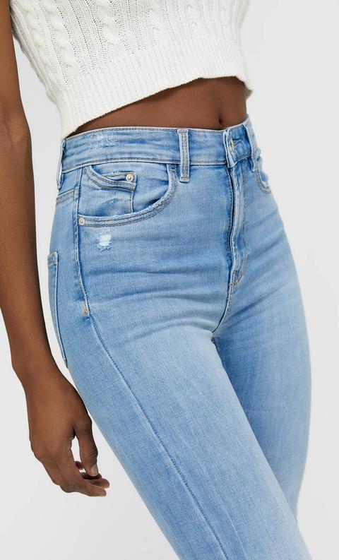 Jeans Skinny Regular Waist