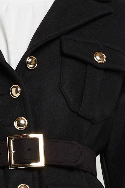 Brittany Belted Jacket