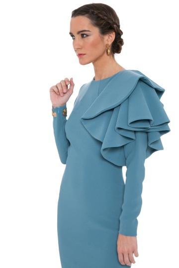 Vestido Ava de La Mas Mona en 21 Buttons
