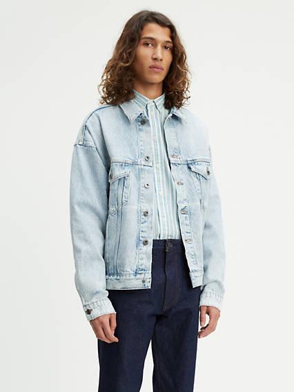 Levi's® Made & Crafted® Oversized Jacket Azul / Jyah de Levi's en 21 Buttons