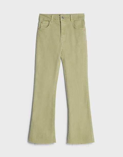 Pantalón Kick Flare