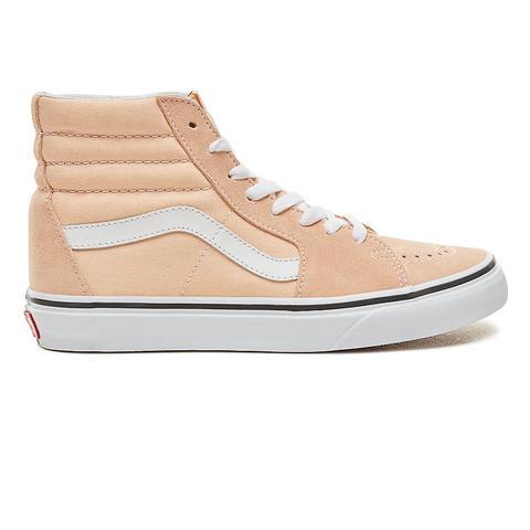 chaussure vans rose