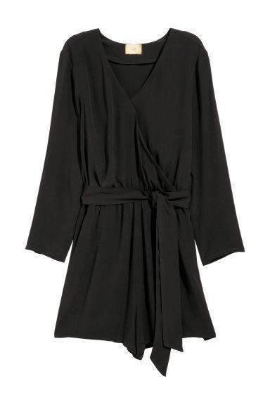 grande descuento venta Nuevos objetos mayor selección H & M - Mono - Negro from H&M on 21 Buttons