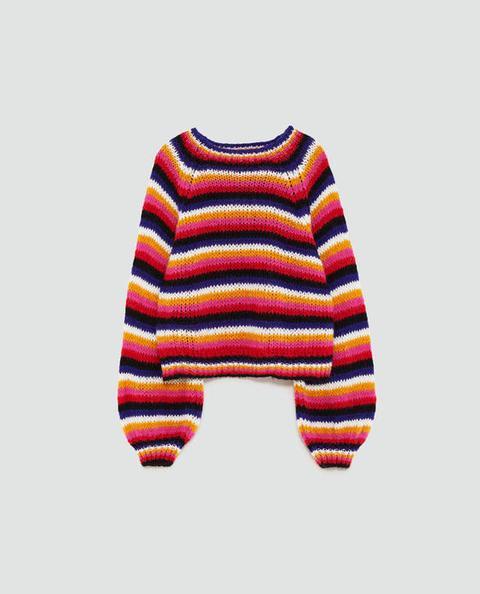 Jersey Rayas Multicolor