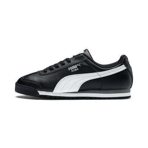 Zapatillas Roma Basic, Plateado/negro/blanco, Talla 42 | Puma Hombres de Puma en 21 Buttons