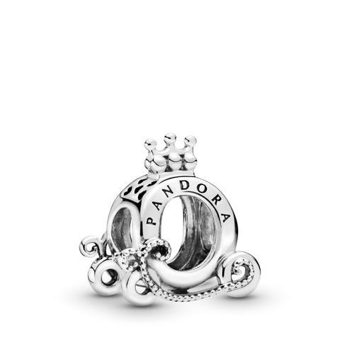 corona charm pandora
