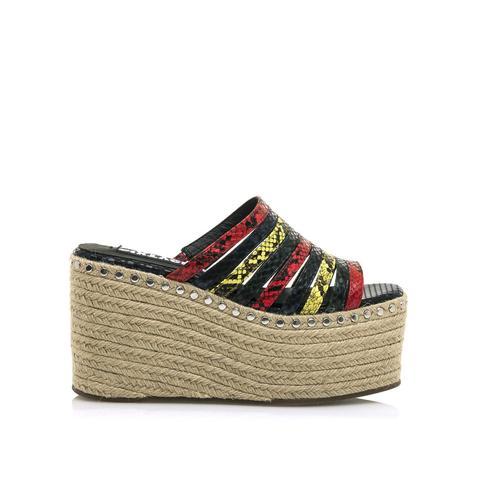 Sandalia Alice Negro de Sixtyseven Shoes en 21 Buttons