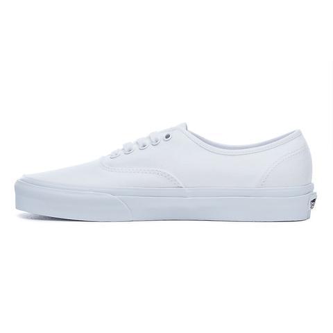 Vans Zapatillas Authentic (true White) Mujer Blanco