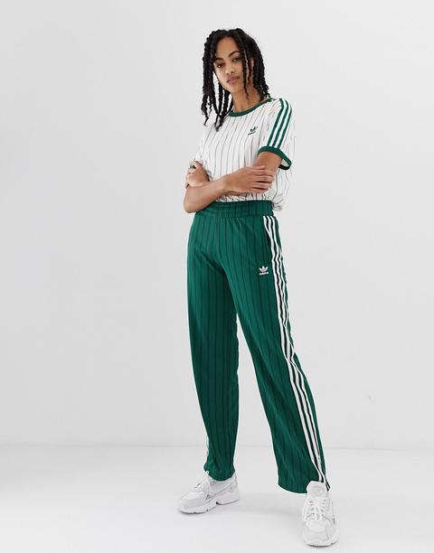 Pantalones De Chándal Verdes De Adidas Originals de ASOS en 21 Buttons