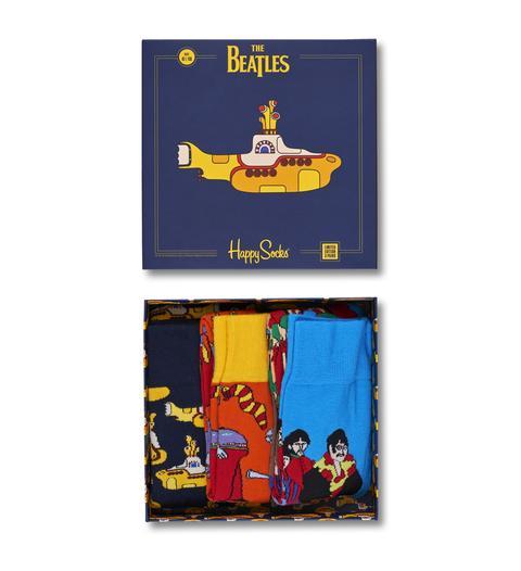 The Beatles Socks Box Set de Happy Socks en 21 Buttons