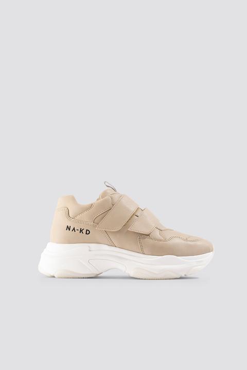 Na-kd Shoes Velcro Chunky Trainers