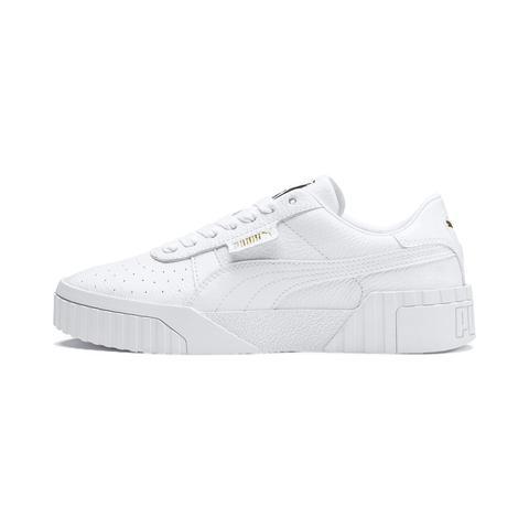 Zapatillas De Mujer Cali, Blanco, Talla 35,5 | Puma Mujeres de Puma en 21 Buttons
