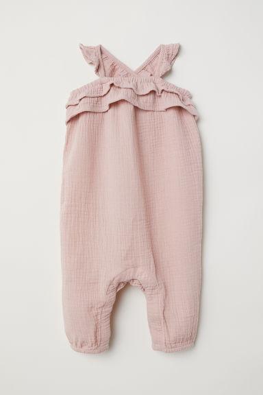 bellissimo aspetto scarpe casual il migliore Tutina In Cotone from H&M on 21 Buttons