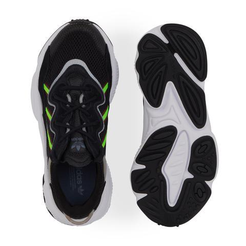 Ozweego Adidas Originals Noir/vert Fluo 37 1/3 Unisex from Courir on 21  Buttons