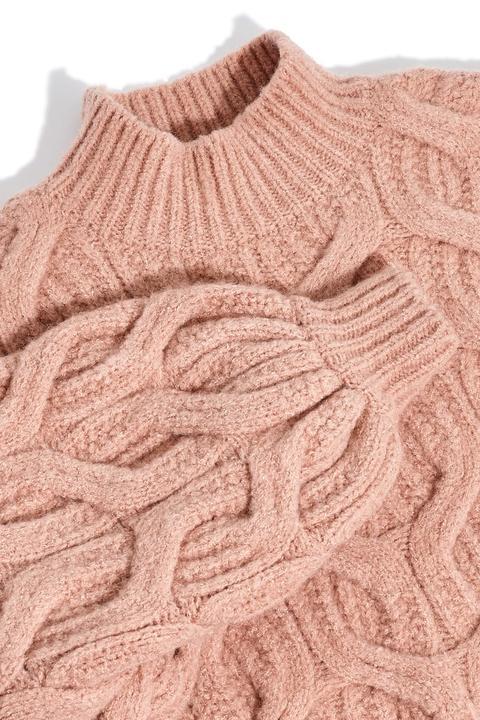 Jersey Pink Knot