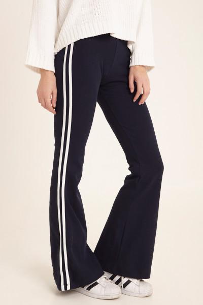 Pantaloni Sporty A Zampa