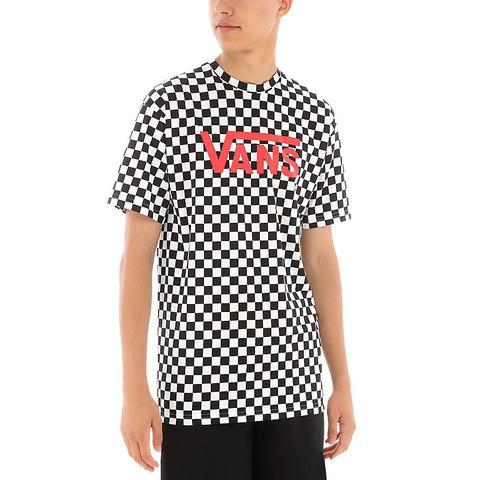vans uomo checkerboard