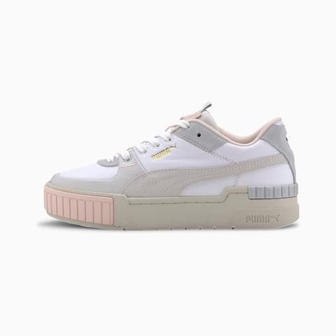 Zapatillas Para Mujer Cali Sport Mix, Blanco, Talla 35,5 | Puma Mujeres de Puma en 21 Buttons
