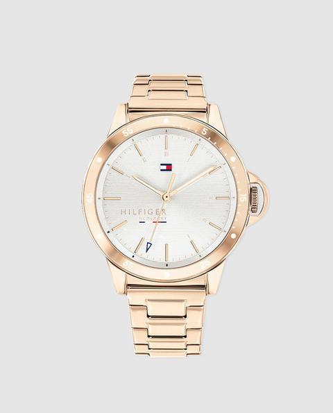 Tommy Hilfiger Reloj De Mujer 1782024 De Acero Cobre From El Corte Ingles On 21 Buttons