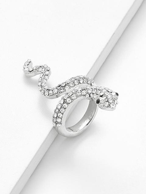 anello serpente pandora