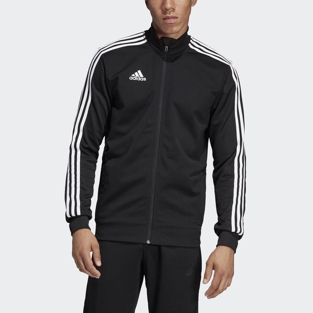 Adidas Originals – Balanta – Trainingsjacke Mit Den 3 Streifen Und Bahnendesign In Rot from ASOS on 21 Buttons