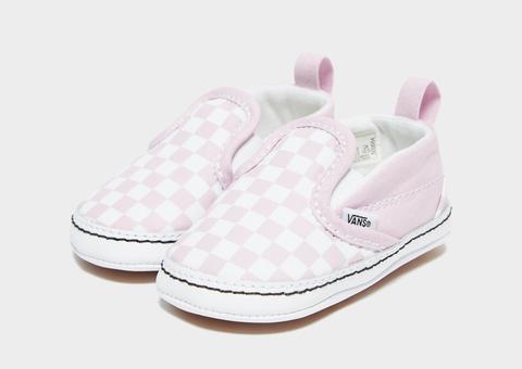 Vans Slip-on Crib Infant, Rosa from Jd