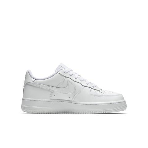 Nike Air Force 1 Zapatillas - Niño/a - Blanco