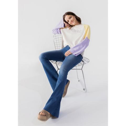 Jeans Super Flare de Noon en 21 Buttons