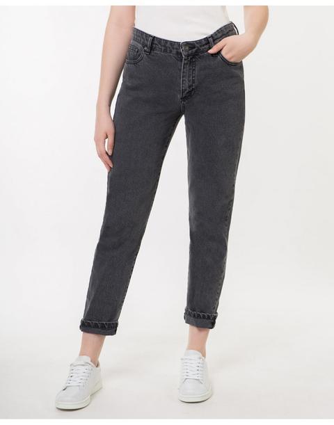 Pantalón Jeans Negro Delavado de Friday's Project en 21 Buttons