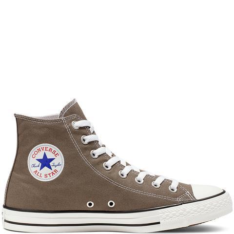 Converse Chuck Taylor All Star Classic High Top Grey de Converse en 21 Buttons