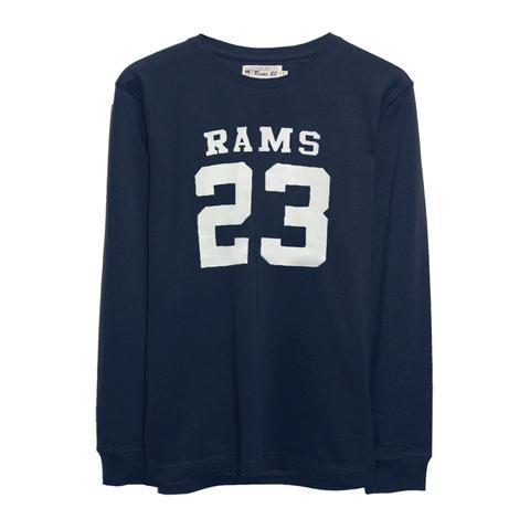 Camiseta Basica - Marino de Rams23 en 21 Buttons