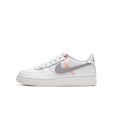 Scarpa Nike Air Force 1 Lv8 1 - Ragazzi - Bianco de Nike en 21 Buttons