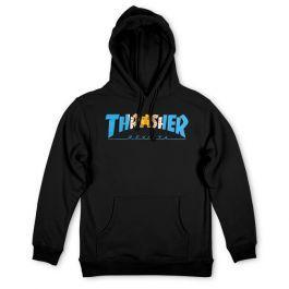 Thrasher Argentina Hood (black)