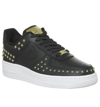 Nike Air Force 1 07 Oil Grey White Star
